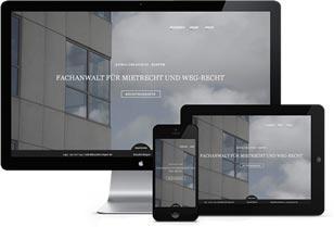 Responsives Webdesign von binary-garden.com - der Agentur für Webdesign aus Hannover