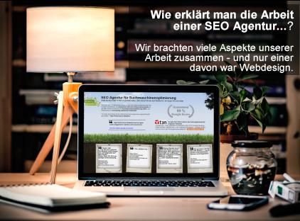 Webdesign Entwurf eines eCommerce Webshops für einen Kunden von binary-garden.com der SEO Agentur aus Hannover